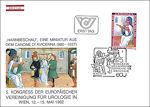 Urologencongres op postzegel