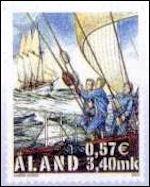 Zeilen bij Aland