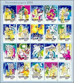 Nederlandse Kerstzegels
