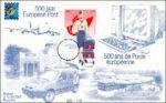 500 jaar Europese Post