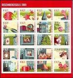 Decemberzegels 2001