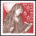 De Heilige Birgitta