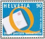 UPU-dienstzegel