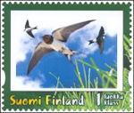 Ook in Finland persoonlijke postzegels mogelijk