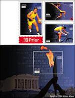 Olympische vlam in België