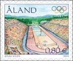 Olympisch stadium Athene