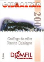 Domfil postzegelcatalogus Gibraltar 2005