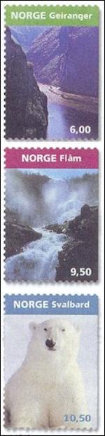Natuur in Noorwegen
