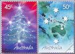 Kerstzegels Australië