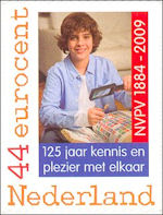 Postzegel voor NVPV