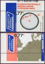 Europapostzegels Nederlandse sterrenkunde