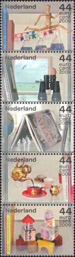Postzegels Jubilea 2009