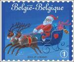 Kerstzegels België 2010