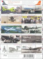 100 jaar gemotoriseerde luchtvaart