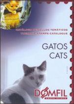 Domfil postzegelcatalogus katten