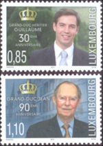 Jan en Willem van Luxemburg