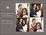 Huwelijk prins William en Kate Middleton