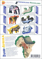 Grenzeloos Nederland 2011 Zuid-Afrika