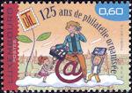 125 jaar filatelie in Luxemburg