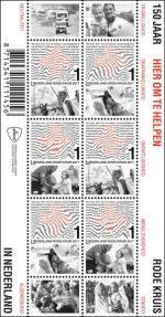 150 jaar Rode Kruis in Nederland