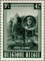 België Albert I monument