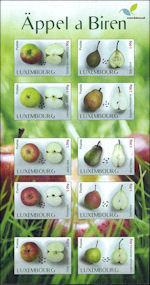 Appels uit Luxemburg