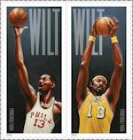 Basketballer Wilt Chamberlain