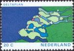 Delta-zegel 1972