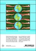 Duurzaamheidspostzegels van PostNL