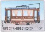 Elektrische tram in België