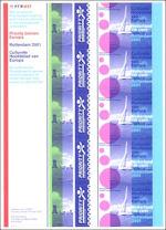 Erasmusbrug op postzegel