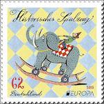 Historisch speelgoed in Duitsland