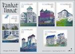 Kastelen uit Finland in postzegelboekje