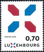 Logo in Luxemburg