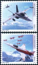 Zwitserse luchtmacht