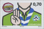 Honderd jaar Luxemburgse scouts