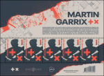Martin Garrix op postzegel