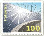 Milieuzegel uit Zwitserland
