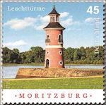 Vuurtoren in Moritzburg