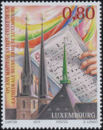 Notre Dame in Luxemburg