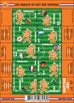 Oranje op het WK voetbal