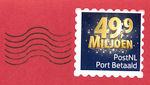 Port betaald Nationale Postcode Loterij
