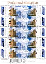 PostEurop 2017 met Nederlandse kastelen