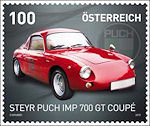 Steyr Puch IMP 700 GT Coupe