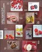 Vergeten fruit op Belgische postzegels