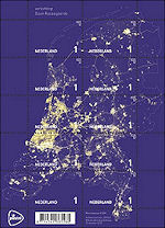 Nederland verlicht door Daan Roosegaarde