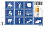 W2-druk Iconen door Walsall