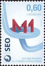 Waterkracht in Luxemburg