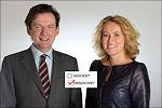 topkrassers Jan Bos en Herna Verhagen