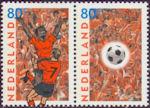 Nederlandse voetbalzegels
